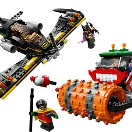Lego Lego Superheroes 76013 Batman: The Joker Steam Roller