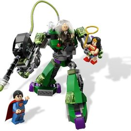 Lego Lego Superheroes 6862 Superman vs. Power Armor Lex
