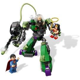 Lego Lego Superheroes 6862 Superman vs. Power Armor Lex