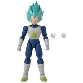 "Bandai Dragon Ball Super: Super Saiyan Blue Vegeta Dragon Stars 6"" Figure"