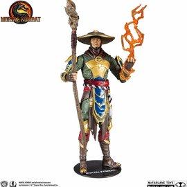 "Mortal Kombat: Raiden ""Merciless Guardian"" 7"" Figure"