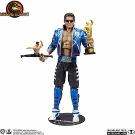 "Mortal Kombat: Johnny Cage ""Hollywood Hunk"" 7"" Figure"