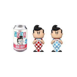 Funko Soda: Big Boy 7,500 PC Limited Edition with 1:6 Chance of Chase