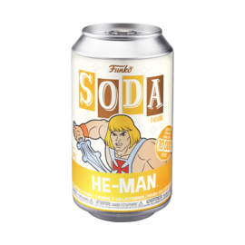 Funko Soda: He-Man 10,000 PC Limited Edition with 1:6 Chance of Chase