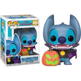 Funko Lilo and Stitch: Halloween Stitch Special Edition Sticker Funko POP! #605