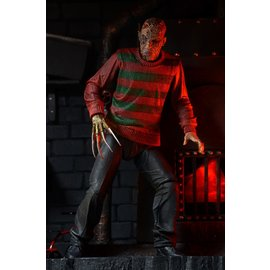 "NECA A Nightmare on Elm Street: Freddy Krueger 7"" Figure"