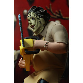 NECA Toony Terrors: Leatherface Figure