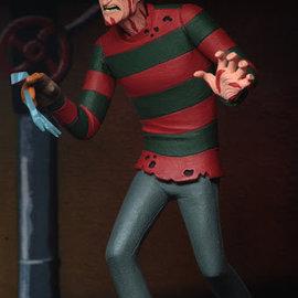 NECA Toony Terrors: Freddy Krueger Figure