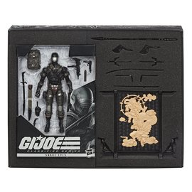 """Hasbro G. I. Joe Classified: Snake Eyes Exclusive Deluxe 6"""" Figure"""