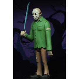 NECA Toony Terrors: Jason Voorhees Figure