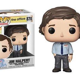 Funko The Office: Jim Halpert Funko POP! #870