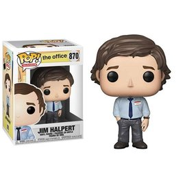 Funko The Office: Jim Halpert Funko POP! #870
