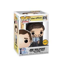 Funko The Office: Jim Halpert Chase Funko POP! #870