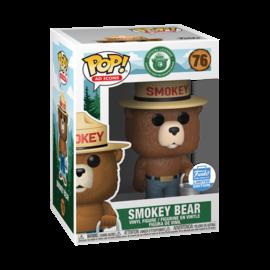 Funko Ad Icons!: Smokey Bear with Bucket Funko Shop Exclusive Funko POP! # 76
