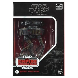 Hasbro Star Wars: Imperial Probe Droid Black Series