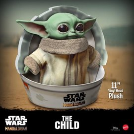 "Mattel Star Wars: The Child 11"" Plush"