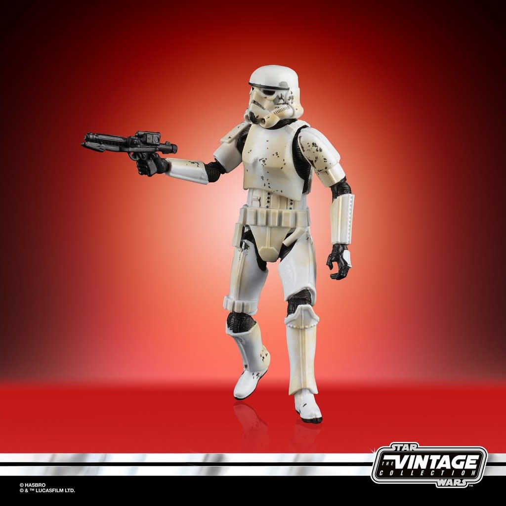 """Hasbro Star Wars The Vintage Collection: Remnant Stormtrooper 3 3/4"""" Figure (Preorder)"""