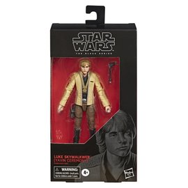 "Hasbro Star Wars: Luke Skywalker (Yavin Ceremony) 6"" Black Series Figure"