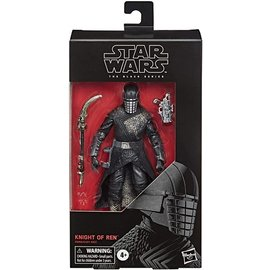 "Hasbro Star Wars: Knight of Ren 6"" Black Series Figure"