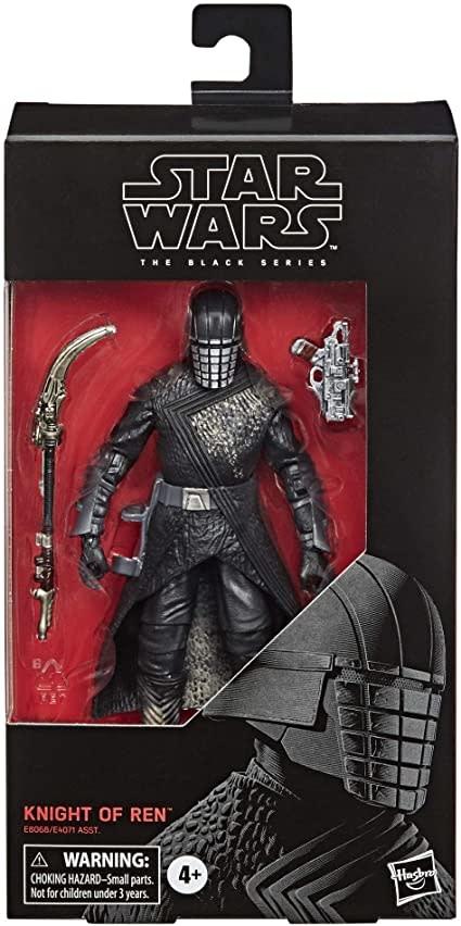 "Hasbro Star Wars Black Series: Knight of Ren 6"" Figure"