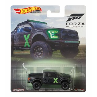 Mattel Forza: 2017 Ford F-150 Raptor Hot Wheels