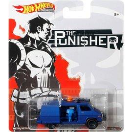 Mattel The Punisher: Punisher Van Hot Wheels