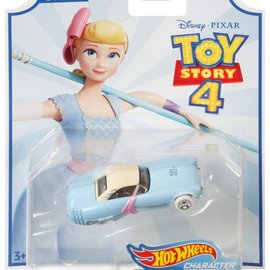 Mattel Toy Story 4: Bo Peep Hot Wheels