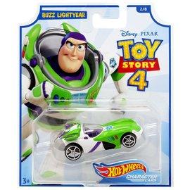 Mattel Toy Story 4: Buzz Lightyear Hot Wheels