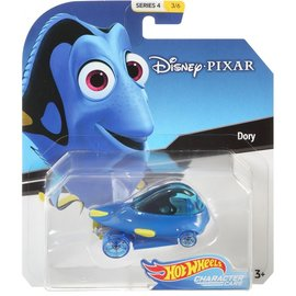 Mattel Disney Pixar: Dory Hot Wheels Series 4