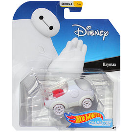 Mattel Disney: Baymax Hot Wheels