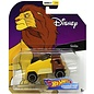 Mattel Disney: Simba Hot Wheels Series 4