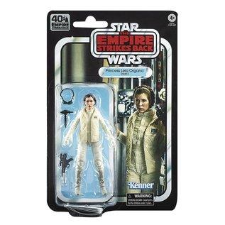 "Hasbro Star Wars Black Series: ""The Empire Strikes Back"" 40th Anniversary Princess Leia 6"" Figure"