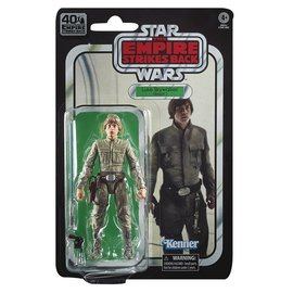 "Hasbro Star Wars Black Series: ""The Empire Strikes Back"" 40th Anniversary Luke Skywalker Bespin 6"" Figure"