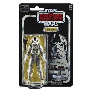 "Hasbro Star Wars Black Series: ""The Empire Strikes Back"" 40th Anniversary AT-AT Driver "" 6"" Figure"