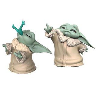 Hasbro The Mandalorian: Baby Bounties Frog and Force Mini-Figures