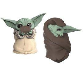 Hasbro The Mandalorian: Baby Bounties Soup and Blanket Mini-Figures