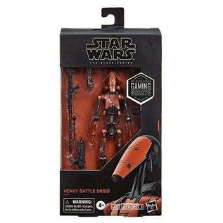 "Hasbro Star Wars: Heavy Battle Droid Black Series 6"" Figure"