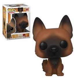 Funko The Walking Dead: Dog Funko POP! #891
