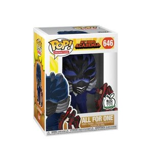 Funko My Hero Academia: All For One Big Apple Collectibles Exclusive Funko POP! #646