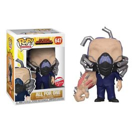 Funko My Hero Academia: All For One Fugitive Toys Exclusive Funko POP! #647