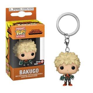 Funko My Hero Academia: Bakugo Gamestop Exclusive Pocket POP! Keychain
