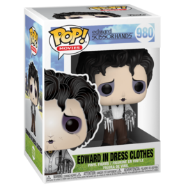 Funko Edward Scissorhands: Edward in Dress Clothes Funko POP! #980