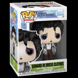 Funko Edward Scissorhands: Edward in Dress Clothes Funko POP! #980 (PREORDER)