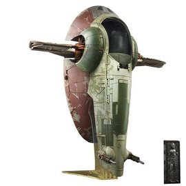 "Hasbro Star Wars: Boba Fett's Slave One 3 3/4"" vehicle"