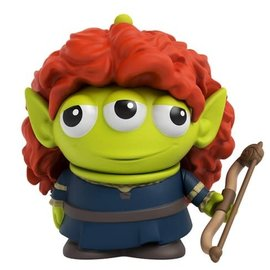 Mattel Disney Pixar: Merida (Brave) Alien Remix Collectible Action Figure