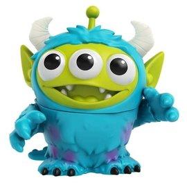 Mattel Disney Pixar: Sully (Monsters Inc.) Alien Remix Collectible Action Figure