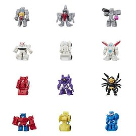 Hasbro Transformers: Cyberverse Tiny Turbo Changers Wave 1 Blind Bags