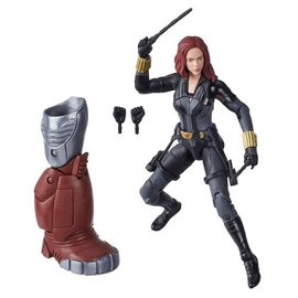 "Hasbro Marvel Legends: Black Widow 6"" Figure"
