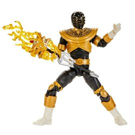 "Hasbro Power Rangers: Zeo Gold Ranger Lightning Collection 6"" Figure"