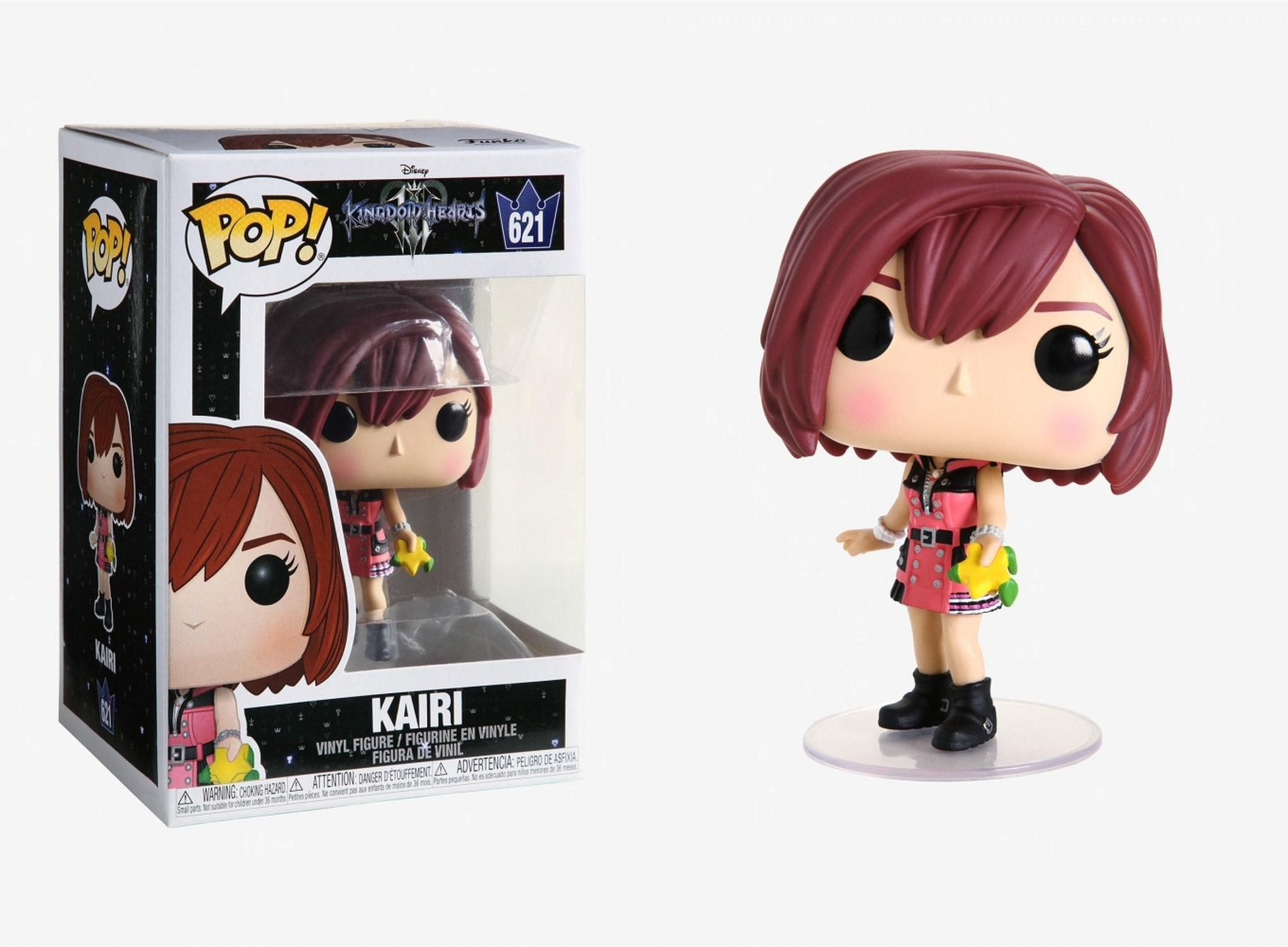 Funko Kingdom Hearts: Kairi Funko POP! #621